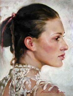 Italian Figurative Painter | Francesca Strino 1979 - Fine Art and You - Painting blog| Digital Art| Illustration| Drawing