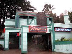 Ripley's museum in Newport OR