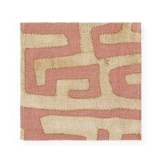 Kuba Cloth Fabric in Terracotta :: St. Textile Patterns, Textile Design, Textiles, Print Patterns, Ritual Dance, Vintage Tiki, Linen Napkins, Fabulous Fabrics, Fabric Wallpaper