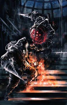 39 Best Bioshock Images Bioshock Bioshock Art Bioshock Series