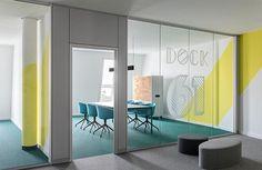Office Designs, Office Space Design, Modern Office Design, Interior Design Offices, Workspace Design, Office Workspace, Corporate Interior Design, Office Spaces, Retail Design