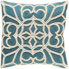 Surya Pastiche Decorative Pillow (€69) ❤ liked on Polyvore featuring home, home decor, throw pillows, textured throw pillows, ivory throw pillows, surya throw pillows, beige throw pillows and cotton throw pillows