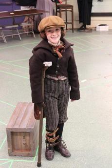 tiny tim costume christmas carol | Tiny Tim Cratchit Victoria ...