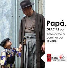 Día del Padre . Fusion Wok  #frases #children #fusionwok #happy #felicidad #felizdia #calico #cali #life #love #daddy #dad #familia #padre #papas