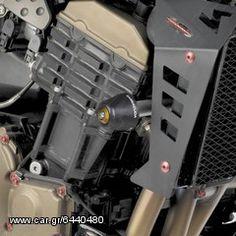 Πωλείται Προστατευτικά μανιτάρια πλαισίου Barracuda για Kawasaki Z750 '03-'06 - € 68 EUR - Car.gr