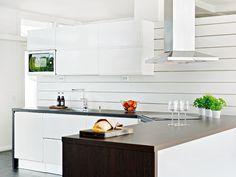 KeittiötToimiva ja kotoisa Topi-keittiö on kotisi keskipiste, jossa koko perheesi voi kokea onnistumisen iloa ja maukkaita hetkiä. Aamupala valoisassa keittiössä – isän bravuurit ja lasten leipomukset. Luomme yksilöllisen kokonaisuuden juuri sinun tarpeisiisi.