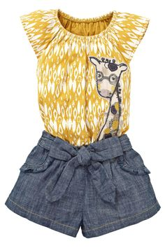 Mamas And Papas Playsuit 6-9 Months Lovely Luster Clothing, Shoes & Accessories
