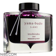 Pilot Iroshizuku Bottled Ink Yama-budo