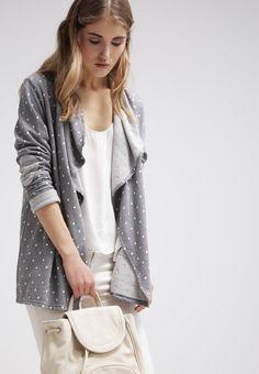 Roxy - MIDNIGHT BLOOM  - Bluza rozpinana - grey
