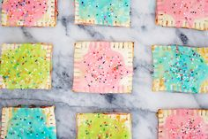 Healthy Snacks: Homemade Pop Tarts   Recipe