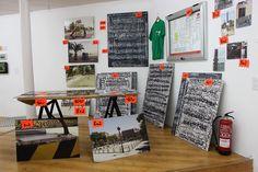 """DosJotas, exposición """"Efímero Político"""" Galería Swinton and Grant  #Madrid. #arte #artecontemporáneo #contemporaryart #exposiciones #Arterecord 2015 https://twitter.com/arterecord"""