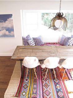 mesas rústicas de madera