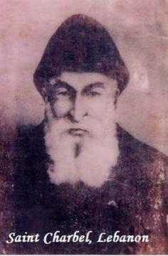 Mystics of the Church: Saint Charbel (Sharbel) Makhlouf-The Maronite Monk