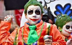 Rua Infantil de Sitges Carnaval 2013
