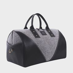 The Oxford Duffel: An impressive item with innovative design and style, the Oxford Duffel is for the modern traveller. Visually striking with ingenious functionality, luxury and comfort.  #BAREITALL