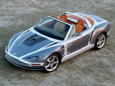 Aston Martin Twenty Twenty