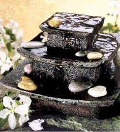 Zen Indoor Water Fountains   Buy natural #gemstones online at mystichue.com