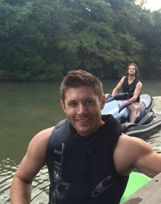 Jensen and Jared. I love! <3