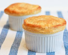 Vegetarian Pot Pie Recipe – Ready in Under an Hour // wishfulchef.com