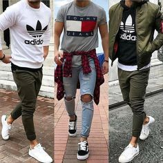 Men's fashion at 20 years old : What you don't know. men's fashion style tips for years guys Casual Wear, Casual Outfits, Men Casual, Mode Outfits, Fashion Outfits, Fashion Trends, Fashion 2017, Fashion Ideas, Urban Fashion