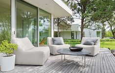 Outdoor Coffee Tables, Modern Outdoor Furniture, Modern Table, Outdoor Lounge, Modern Room, Outdoor Living, Garden Furniture, Modern Coffee Tables, Restoration Hardware Outdoor Furniture