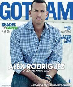 Alex Rodriguez - Que bello es este hombre! Thank you DR ;)