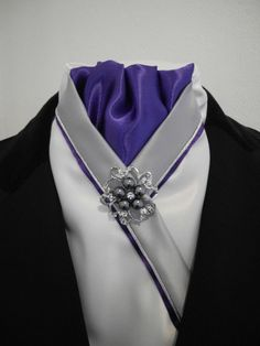 dressage stock tie pink - Google Search