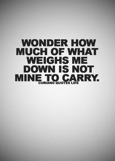 ugh true. I often find myself worrying too much about other ppl