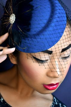 BY LARISA RUBEL #millinery #hatacademy