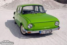 dorka/Skoda 100 < stovky < auta < skoda-virt.cz/ Classic European Cars, Classic Cars, Small Cars, Vintage Cars, Cool Cars, Motorcycles, Wheels, Trucks, Magic