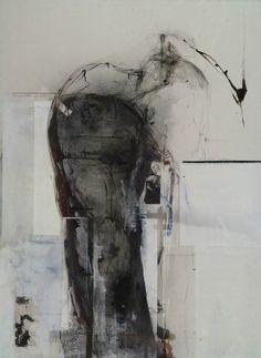 "Saatchi Online Artist: Hans-georg Assmann; ""Drachentoeter"""