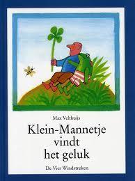 Prentenboek - Klein mannetje vind het geluk