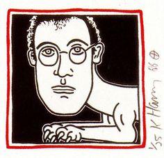 keith herring images   Keith Haring e i cani: un ricordo nel giorno del compleanno del grande ...