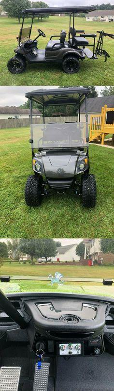 Golf Carts For Sale, Yamaha Golf Carts