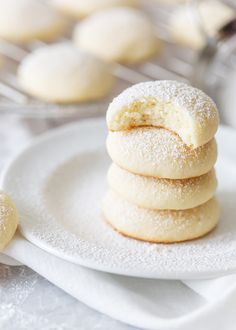Cookies are great addition to any occasion like holiday party, gatherings or other social event in your community. So, here are the best holiday cookie recipes that we recommend today.These cookie recipes represent the best of Cream Cheese Cookies, Cookies Et Biscuits, Chip Cookies, Sugar Cookies, Easy Cream Cheese Desserts, Almond Cookies, Cookies And Cream, Holiday Cookie Recipes, Easy Cookie Recipes