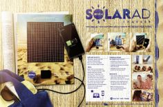 Nivea | DraftFCB | Solar Charger | WE LOVE AD