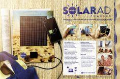 Nivea | DraftFCB | Solar Charger | WE LOVE AD