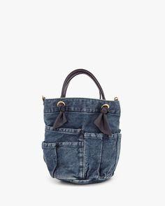 Marine – Clare V. Beach Day, Summer Beach, Silver Lake, Newport Beach, Leather Handle, Marines, Bucket Bag, My Style, Bags