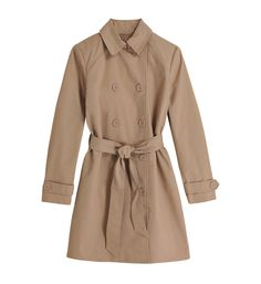 L'indispensable trench Galeries Lafayette