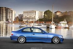 BMW E36 M3 Evo - SOLID! Lovely vehicle, bit treacle like handling-wise