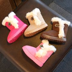 Size    2016 new sneakers waterproof martin snow rubber children boots girls    boys winter boots for kids shoes c42aa4bbd308