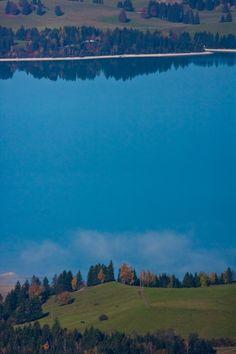 Forggensee lake #Bavaria #Germany