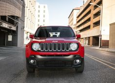 With 2015 Jeep Renegade, America's off-road truck thinks small —and Italian