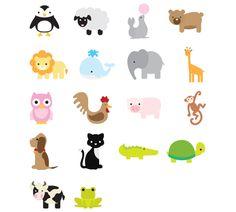 animal frenzy design card