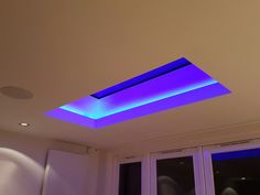 led strip around upstand to roof lantern sadhbhs dream. Black Bedroom Furniture Sets. Home Design Ideas