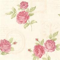 Venetia Vintage Rose Toss