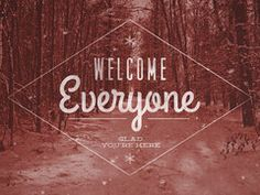 Welcome Titles - Graceway Media