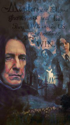 Mobile Snape Tapet
