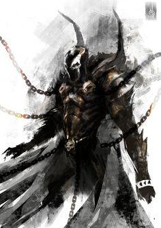 Hellspawn by muratgul on DeviantArt Comic Book Characters, Comic Character, Comic Books Art, Comic Art, Character Design, Spawn Comics, Dc Comics, Image Comics, Dark Ages