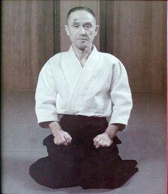 Gozo Shioda Sensei - Founder of Aikido Yoshinkan
